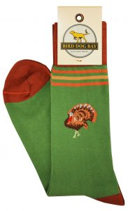 Turkey Trot Socks - Green