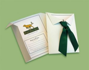 Gift Certificate (Shirt and Bow Tie Gift Set)
