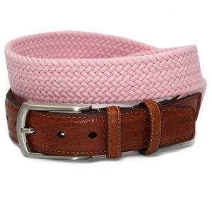 Italian Woven - Pink