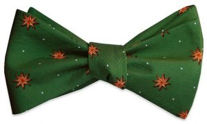 Starry Night: Bow - Green