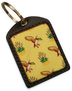 Fowl Play: Key Chain - Yellow