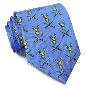 Deer Season: Tie - Blue