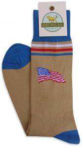 America!: Socks - Khaki