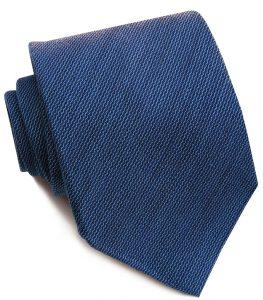 Sudbury Solid: Tie - Blue