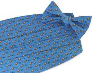 It's Good!: Cummerbund - Blue