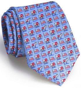 Surprise Party: Tie - Blue
