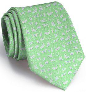 Southern Soiree: Tie - Mint