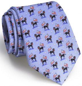 American Labs: Tie - Blue