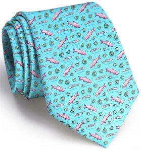 Bonefish Flats: Tie - Turquoise