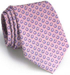 Horseshoe Heaven: Tie - Pink