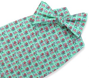 Surprise Party: Cummerbund - Mint