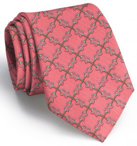 Two Bits: Tie - Coral