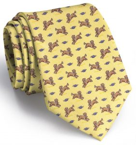 Lab Partners: Tie - Yellow