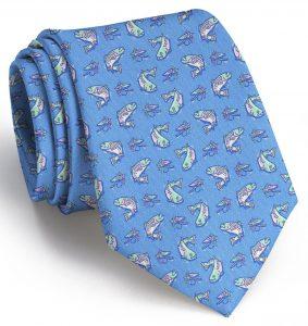 Upstream Battle: Tie - Blue