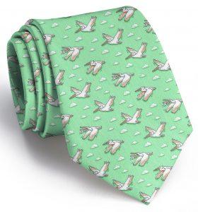In Flight Meal: Tie - Mint
