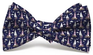 Welcome Ashore: Bow - Navy