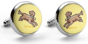 Lab Partners: Cufflinks - Yellow