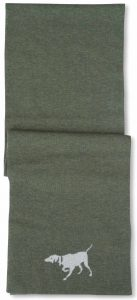 Scarf: Pointer - Olive