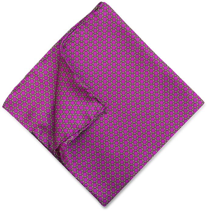 Honeycomb: Pocket - Magenta
