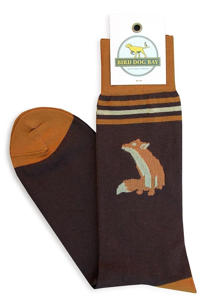 Fox Sox - Brown