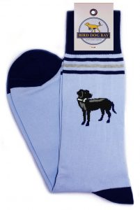 Lab Results: Socks - Blue