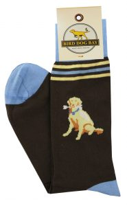 Give A Dog A Bone: Socks - Brown