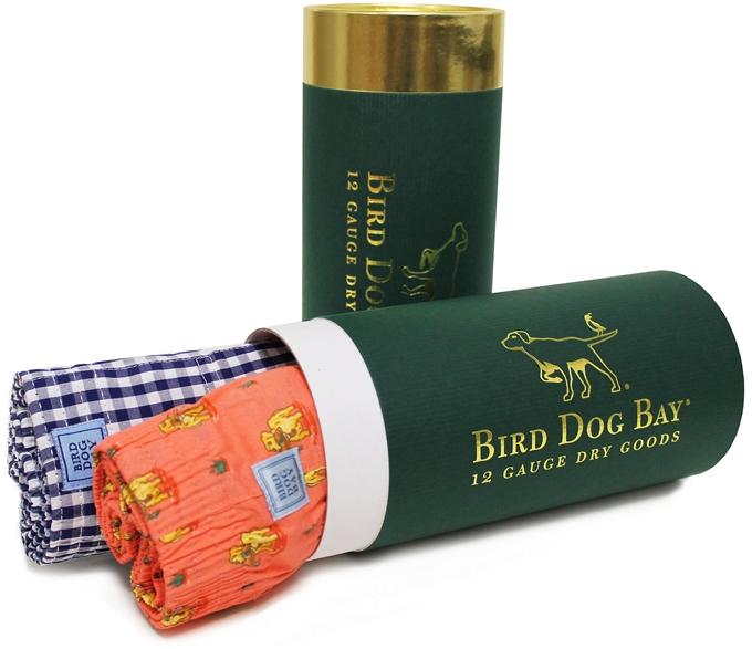 12 Gauge Duck Dogs & Navy Gingham
