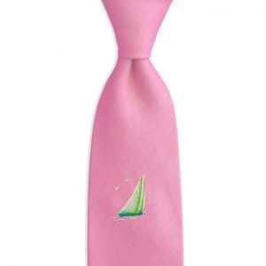 Sunset Sail: Linen - Pink