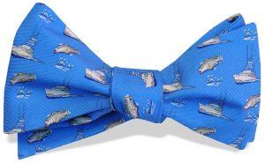 Rockfish Blues: Bow - Blue