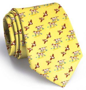 Quail Hunt: Tie - Yellow