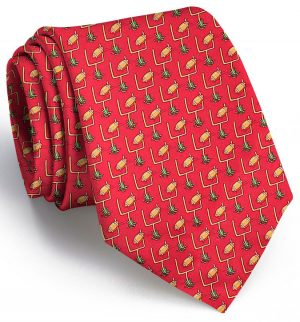 It's Good: Tie - Red