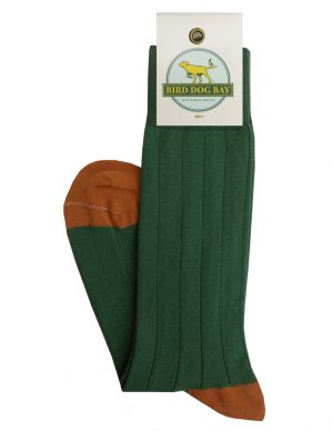 Pedigree Mid-Calf Solid - Green