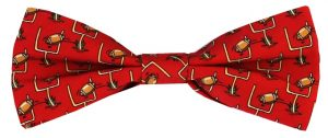 It's Good!: Boy's Bow - Red