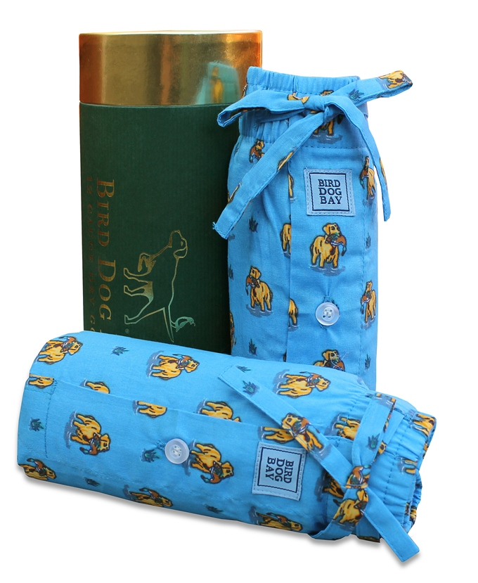 Duck Dogs Lounge Pants - Blue