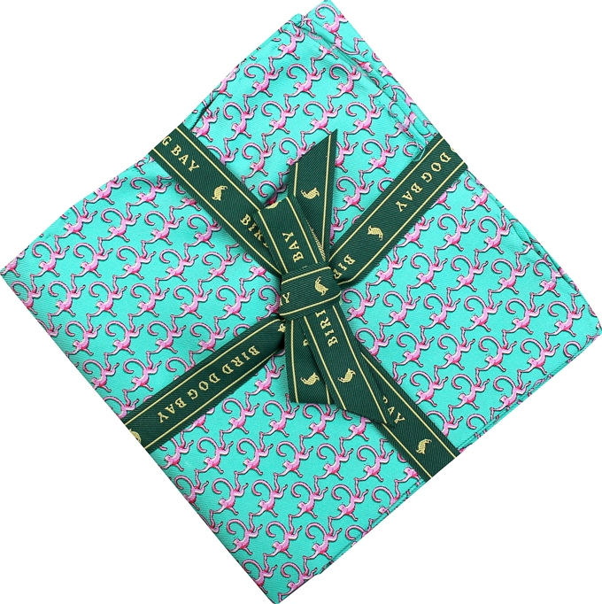 Monkey Business: Pocket - Turquoise