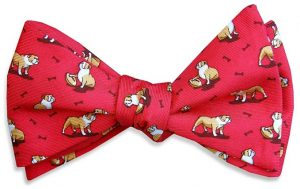 Bulldog Bonanza: Bow - Red