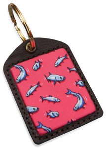 Grand Slam: Key Chain - Coral