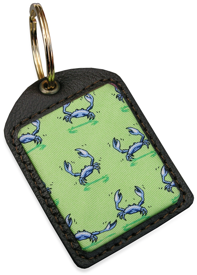 In a Pinch: Key Chain - Soft Green