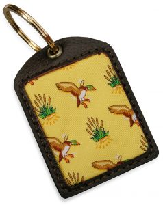 Fowl Play: Key Chain - Yellow