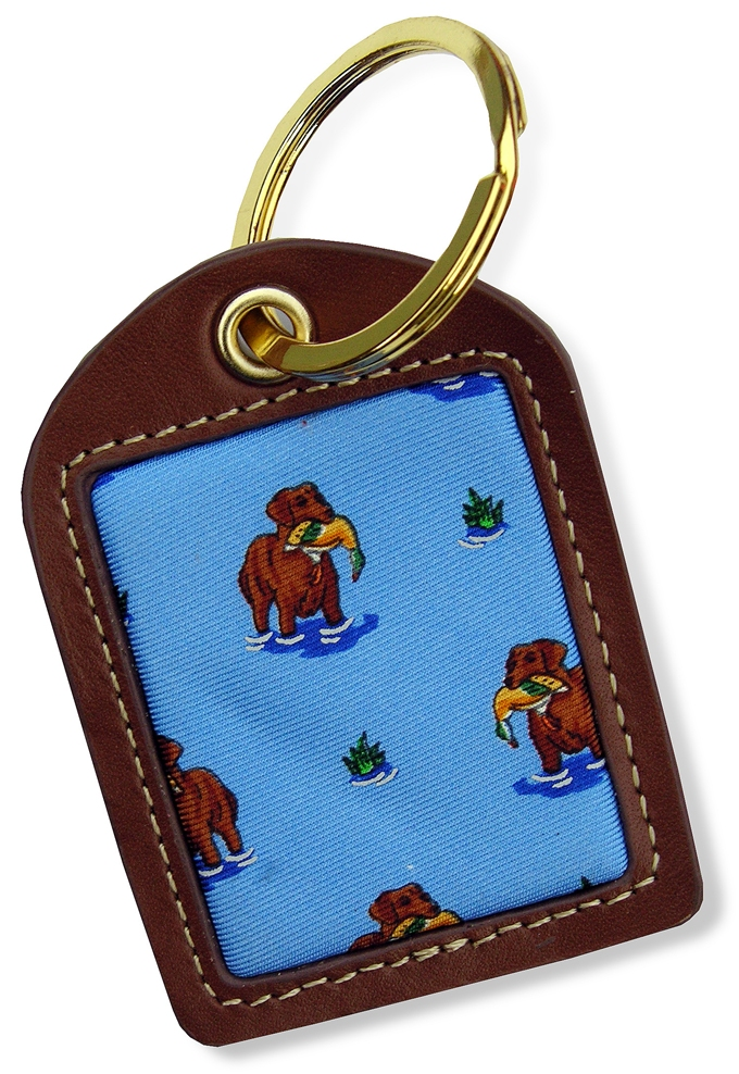 Duck Dogs: Key Chain - Light Blue