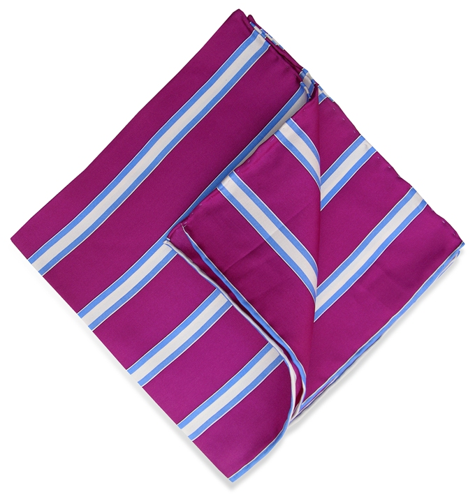 Double Bar: Pocket - Purple