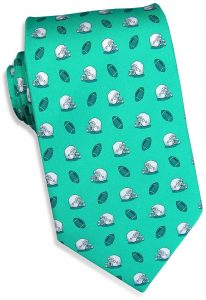 An Offensive Tie: Tie - Green