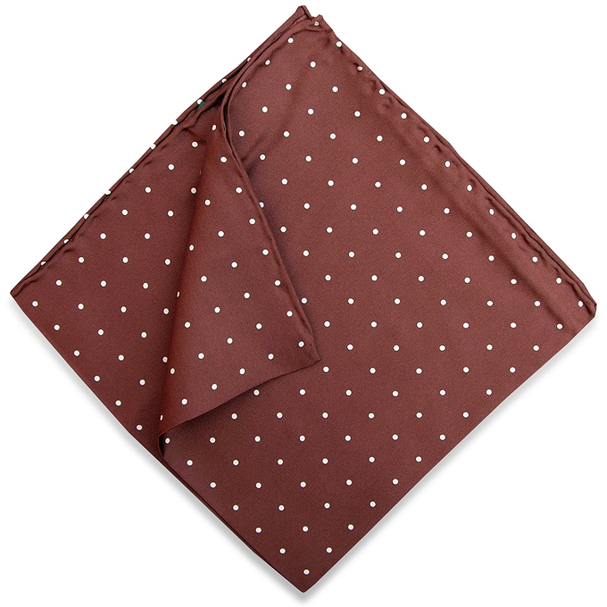 Classic Spots: Pocket - Brown