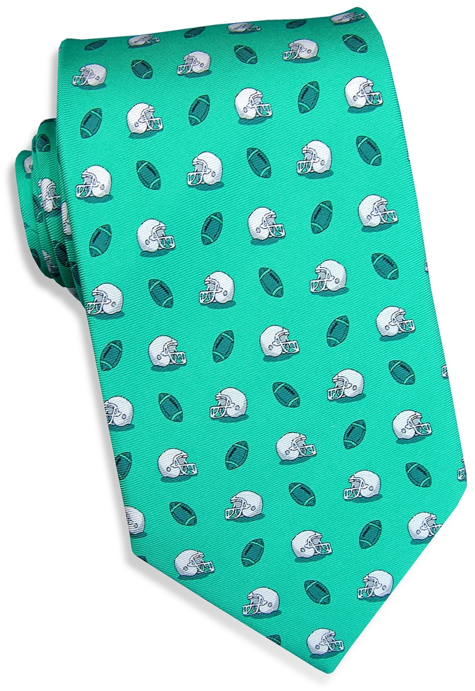 An Offensive Tie: Extra Long - Green