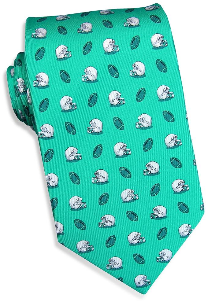 An Offensive Tie: Boys - Green