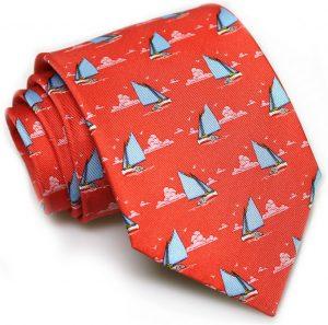 Catboat Race: Tie - Coral