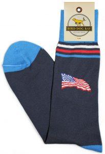 America!: Socks - Navy