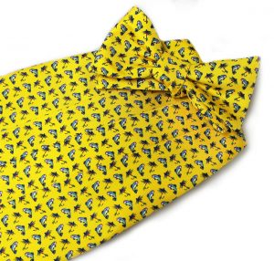 Gone Fishin': Cummerbund - Yellow