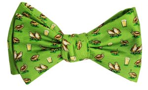 Party Fowl: Bow - Green