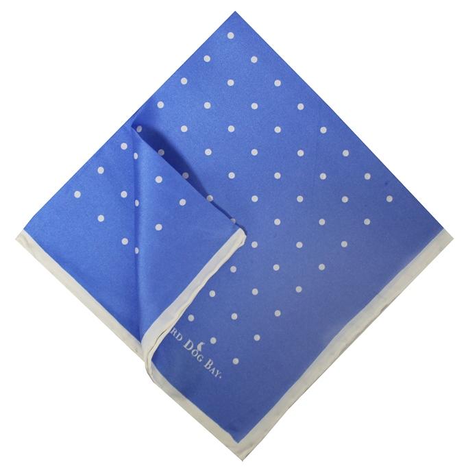 Classic Spots: Pocket - Blue